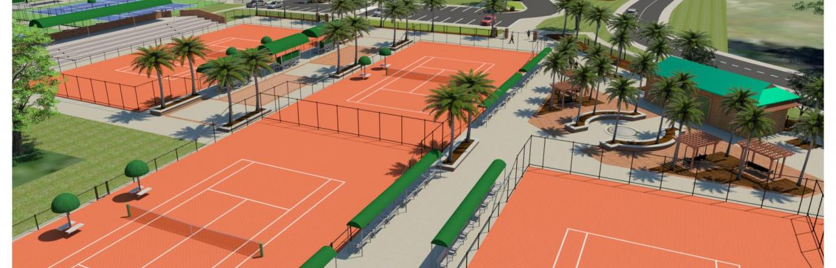 Facility Expansion - Clay Courts