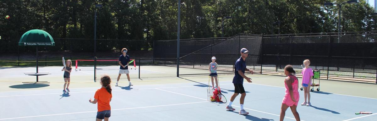 Palmetto Tennis Center Team