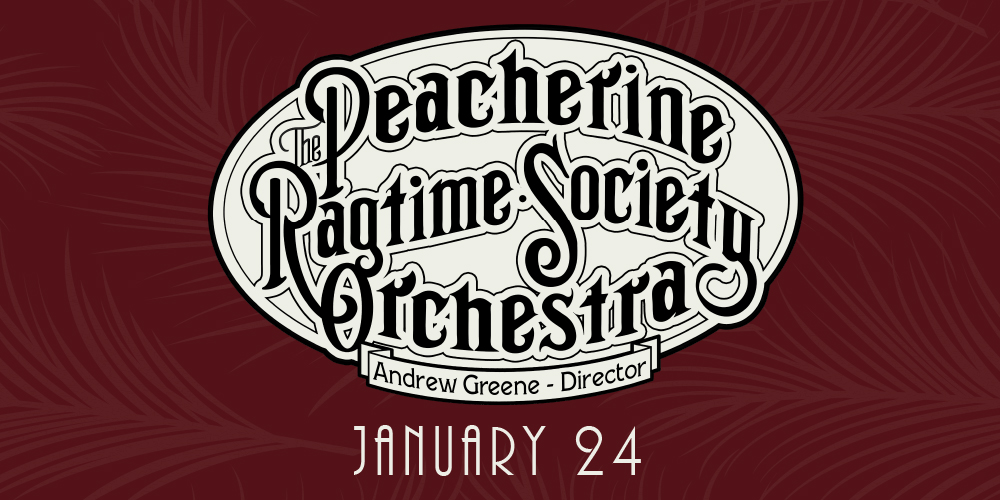 The Peacherine Ragtime Orchestra Jan 24 2020