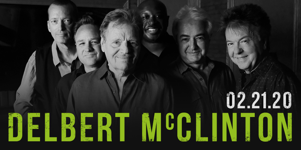 Delbert McClinton Feb 21 2020