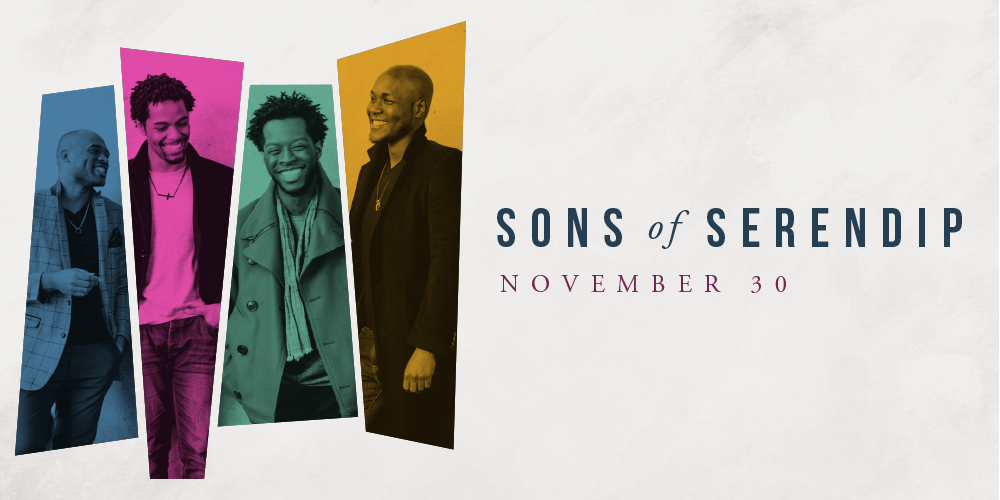 Sons of Serendip, 11/30/18