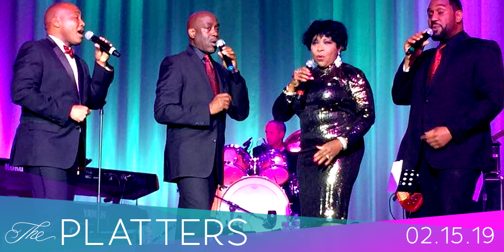 The Platters, 02/15/19