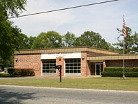 Manning Road Fire Station
