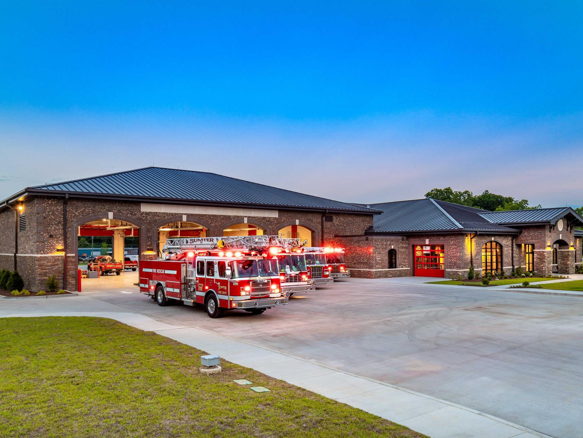 Sumter Fire Department Headquarters Station
