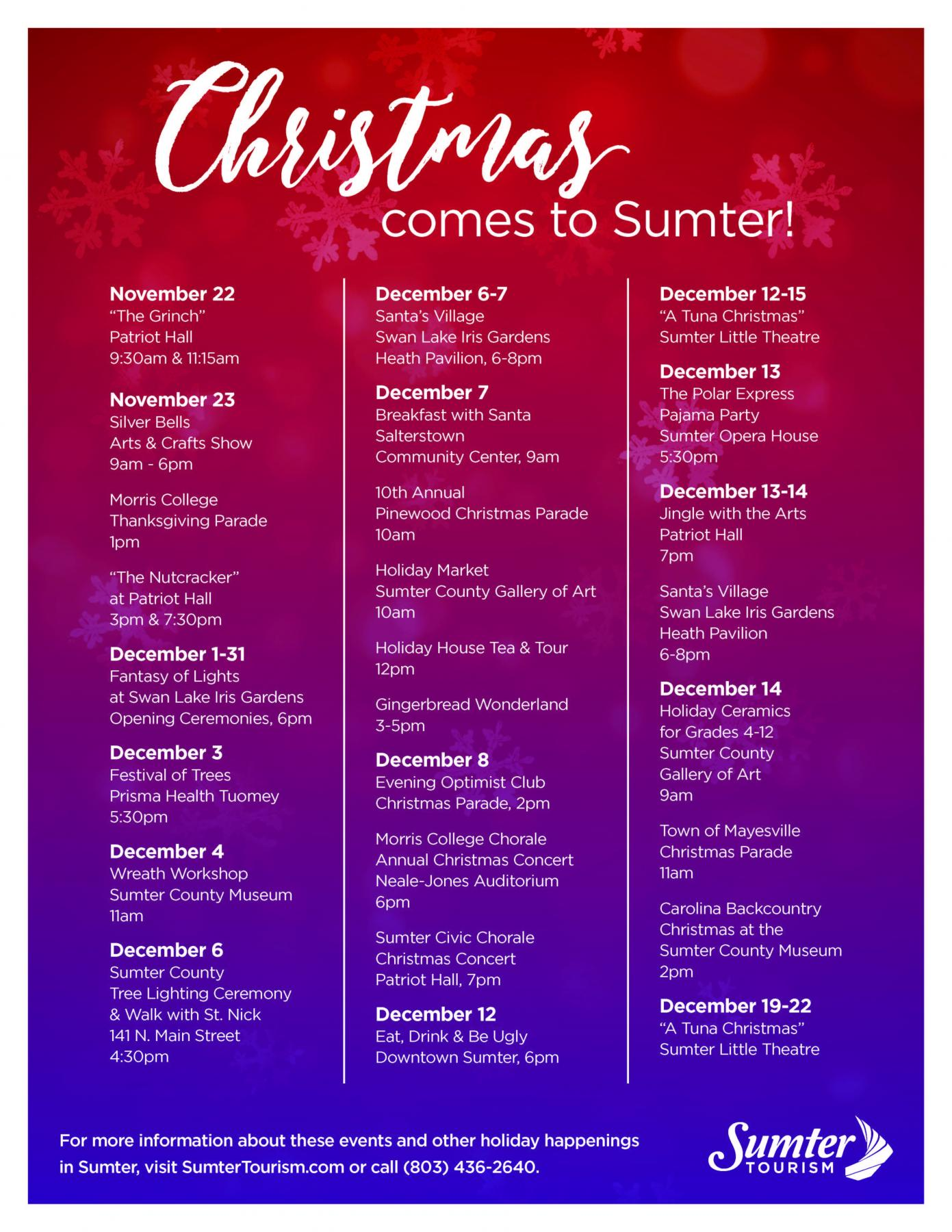 Christmas Comes to Sumter