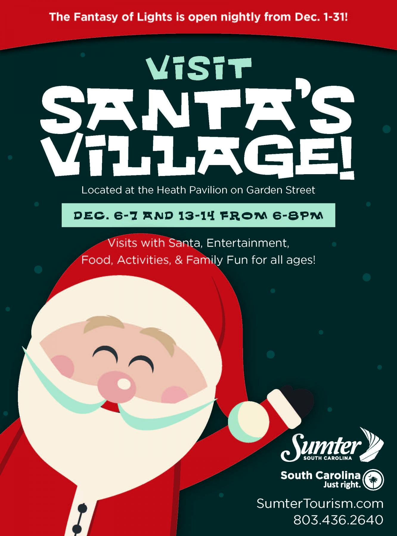 Santa's Village & Fantasy of Lights