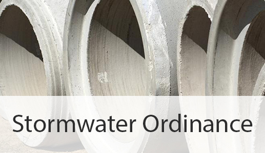 Stormwater Ordinance