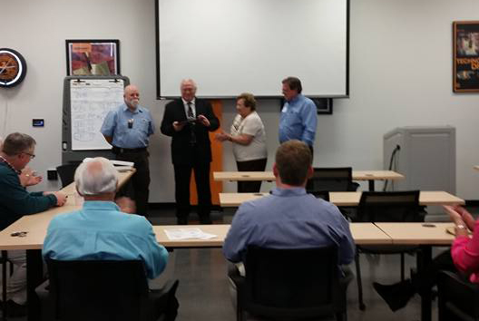 Sumter Building Department Receives Champion of Housing