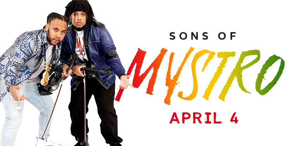 Sons of Mystro April 4 2020